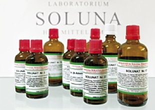 Soluna Homeopathic Remedies
