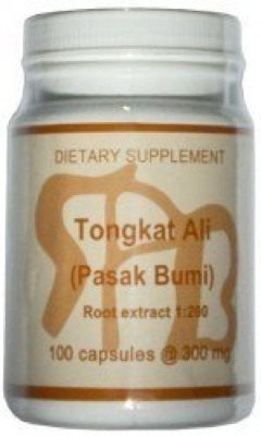 Tongkat Ali 1:200 Extract  300 mg