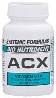 ACX – Vitamin Detox 60 caps