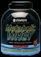 Metabolic Whey - 100% Premium Whey Protein