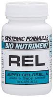 REL -  Chlorella 60 caps