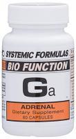 Ga Adrenal 60 vcaps
