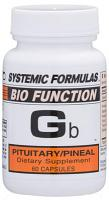 Gb Pituitary/Pineal 60 caps
