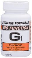 Gf Thyroid 60 caps