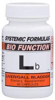 Lb – Liver/Gall 60 caps