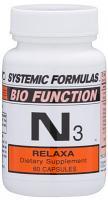 N3 – Relaxa  60 caps