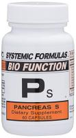 Ps – Pancreas S  60 caps