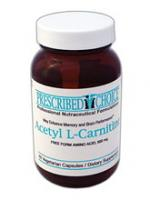 Acetyl L-Carnitine 500 mg 60 vcaps