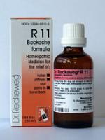 Backache Formula R11 50 ml