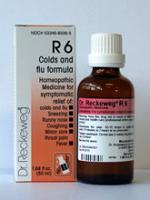 Colds and Flu Formula R6 50 ml