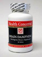 Drain Dampness