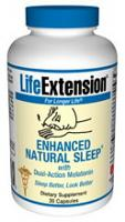 Enhanced Natural Sleep with Dual-Action Melatonin
