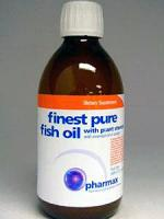 Finest Pure Fish Oil w/plant sterols