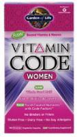 Vitamin Code Women 120 vcaps