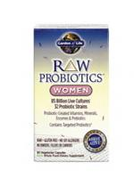 RAW Probiotics Women 90 vcaps