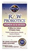 RAW Probiotics Women 50 & Wiser 90 vcaps