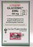 Gluconic DMG 500 mg 60 Chews