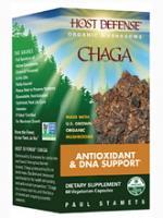 Chaga 60 vegcaps