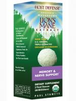 Lion's Mane Extract 2 fl oz