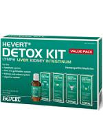 Hevert Detox Kit 1 Kit 4 1.7 oz Oral Drops
