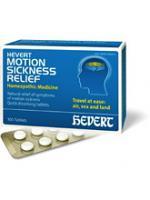 Hevert Motion Sickness Relief 100 tabs