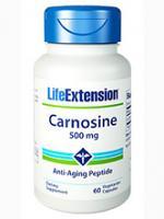 Carnosine 500 mg 60 vegcaps