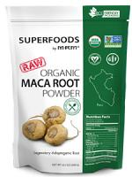 Raw Organic Maca Root Powder 8.5 oz