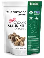 Raw Organic Sacha Inchi Powder 8.5 oz