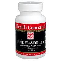 Nine Flavor Tea