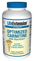 Optimized Carnitine 60 vcaps
