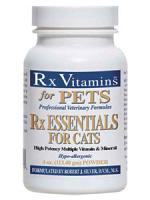 Rx Essentials for Cats 4 oz  powder