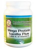 Mega Protein Vanilla Plus 826 g