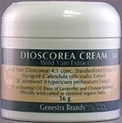 Dioscorea Cream 56g