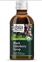 Black Elderberry Syrup