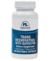 Trans Resveratrol with Quercetin 60 vcaps