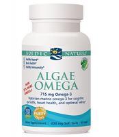 Algae Omega 60 gels