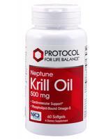 Krill Oil 500 mg Neptune NKO 60 gels