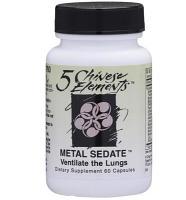 Metal Sedate 60 caps
