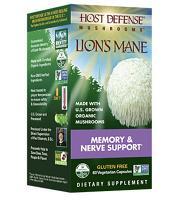 Lion's Mane 60 vegcaps
