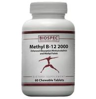 Methyl B-12 2000 60 tabs