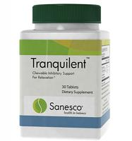 Tranquilent - 30 Chewable Tabs