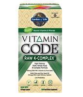 Vitamin Code RAW K-Complex 60 vcaps