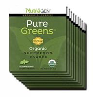 Pure Greens 10 Travel Packets – Fresh Mint