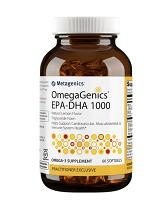 OmegaGenics EPA-DHA 1000 softgels
