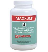 Maxxum 4 - 180 caps