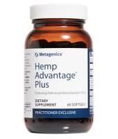 Hemp Advantage Plus 60 gels