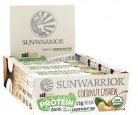 SolGood Coconut Cashew Protein 12 Bars