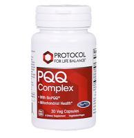 PQQ Complex 30 vegcaps