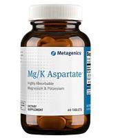 Mg/K Aspartate 60 tabs