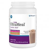 UltraMeal Cardio 360 Pea Chocolate 1 lb